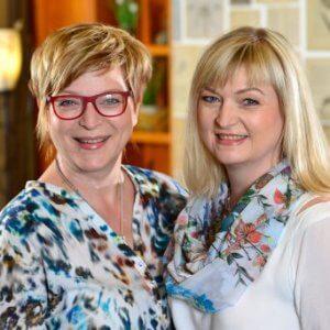 Geschäftsführerinnen Marion Betz-Berthold und Bettina Betz