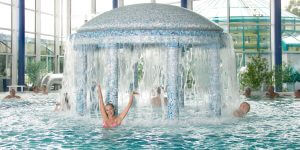 Spessart Therme - Poseidontempel