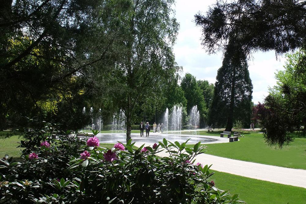 Kurpark Bad Soden-Salmünster