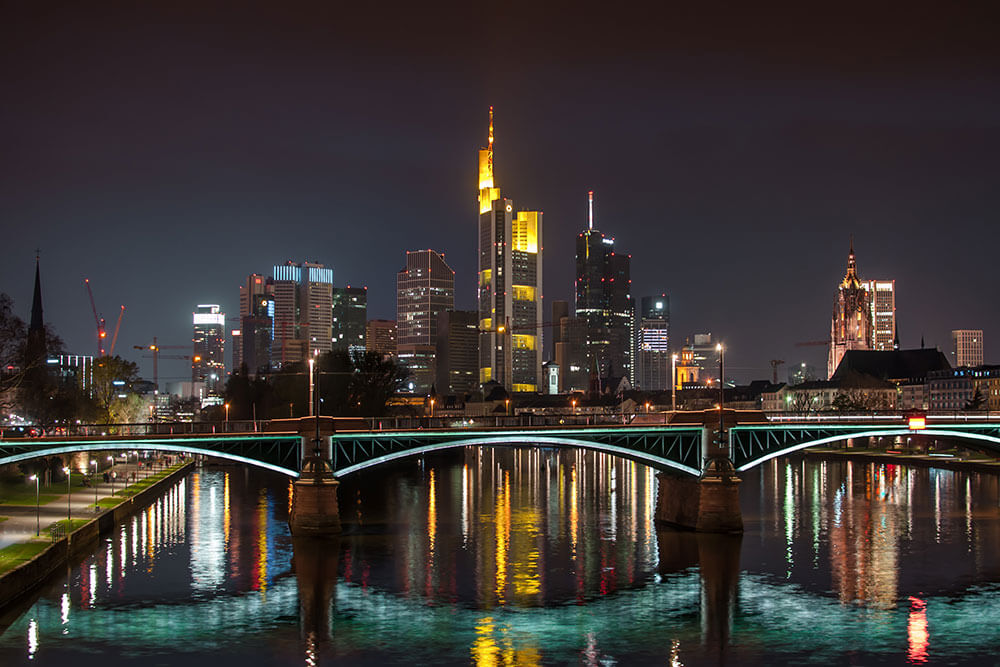 Skyline Frankfurt am Main
