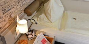 Einzelzimmer Komfort mit Talblick
