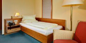 Einzelzimmer Standard mit Talblick