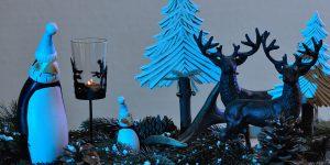 Impressionen für eine Weihnachtsfeier im Landhotel Betz