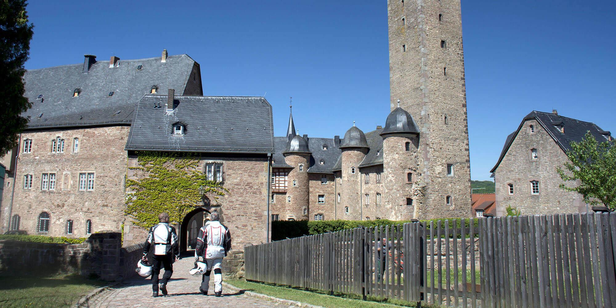 Schloss Steinau an der Strasse