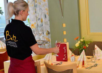 Serviceteam im Landhotel Betz