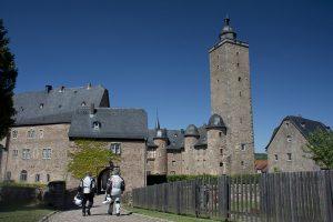 Schloss Steinau an der Straße