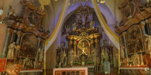 Kath. Kirche St. Peter und Paul, Bad Soden-Salmünster