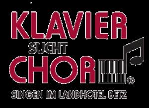 Klavier sucht Chor - Logo