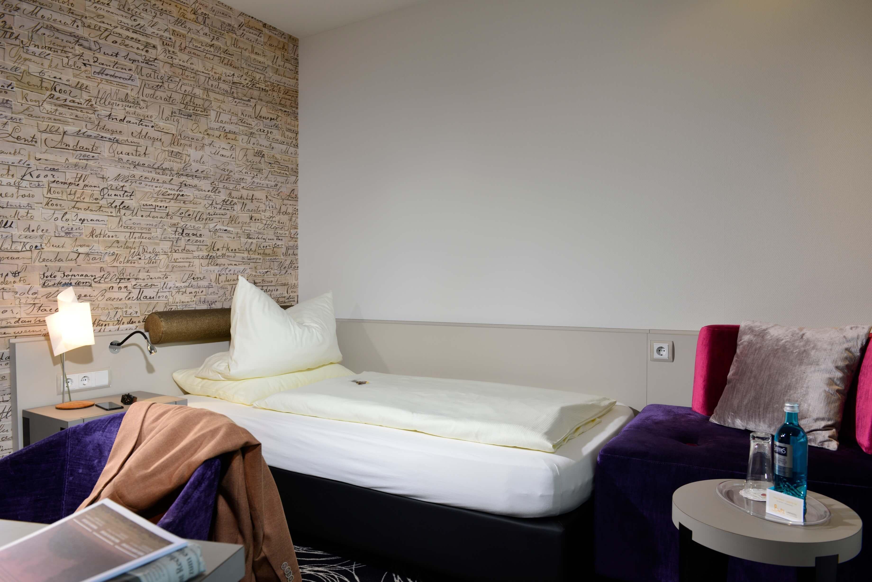 Einzelzimmer Komfort mit Waldblick