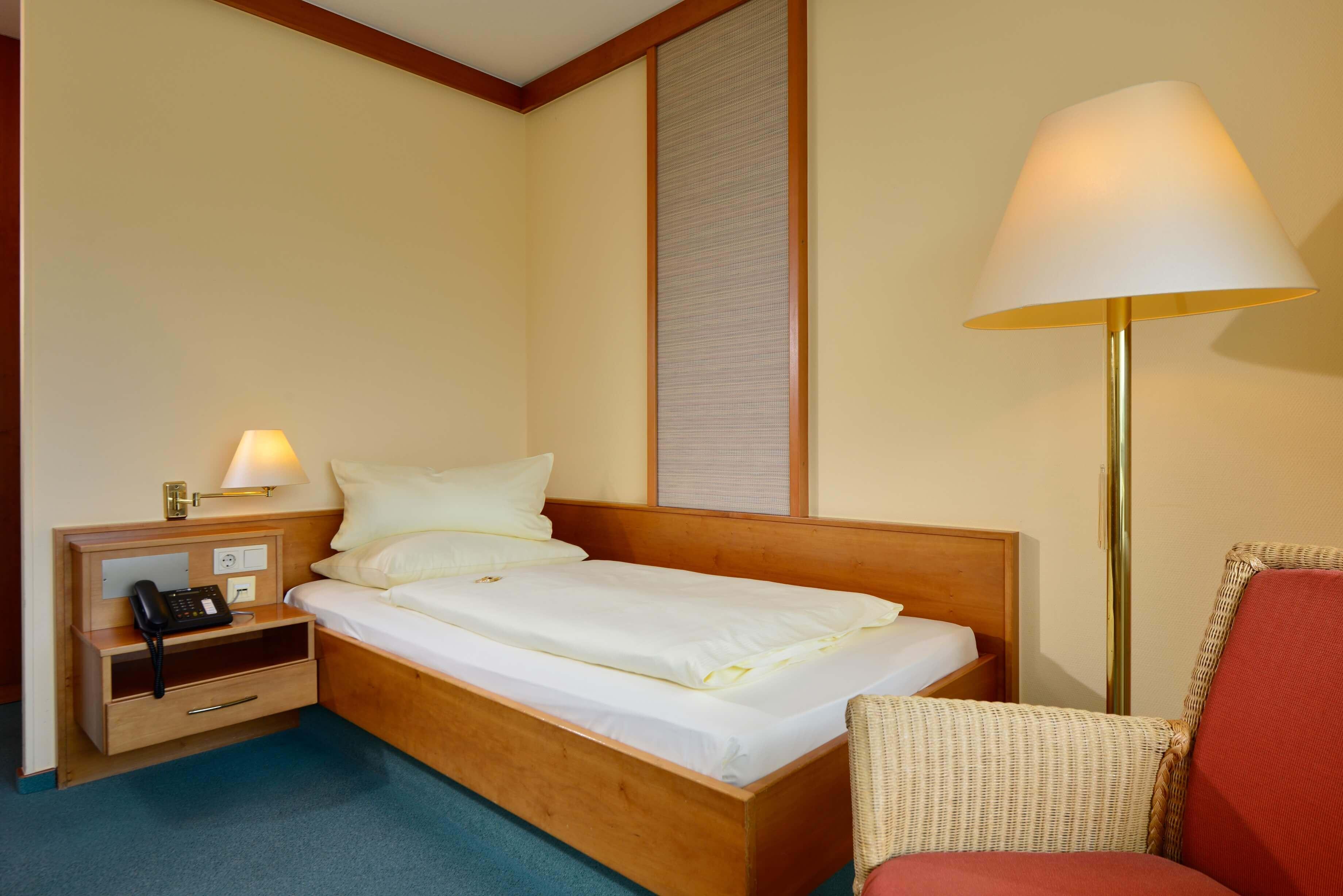 Einzelzimmer Standard mit Waldblick