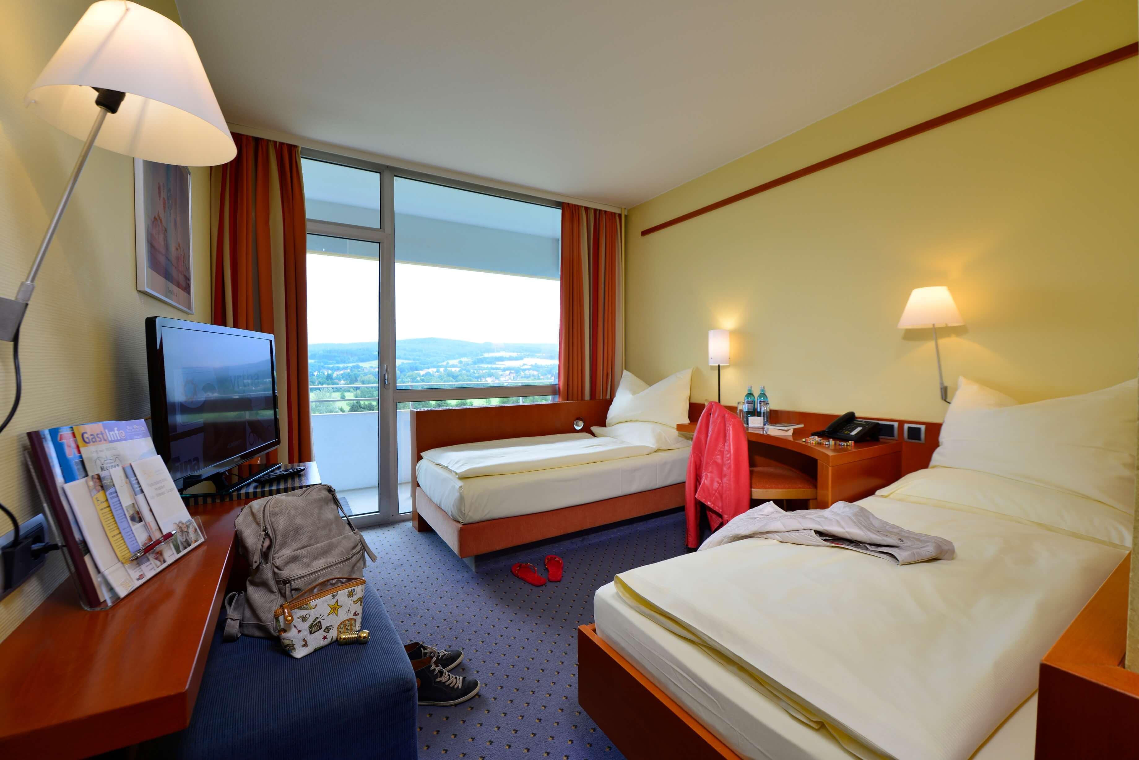 Zweibettzimmer Komfort mit Talblick
