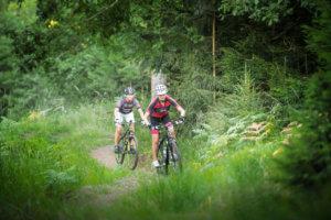 Mountainbiken Spessart