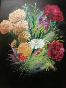 Blumenstrauss nach Gary Jenkins